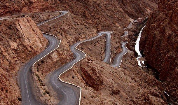 Самые живописные каньоны, внушающие благоговейный страх