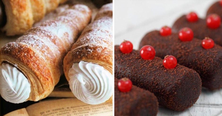 Советские пироженки, которые не просто забыть