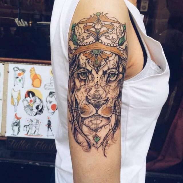 Современное разнообразие татуировок