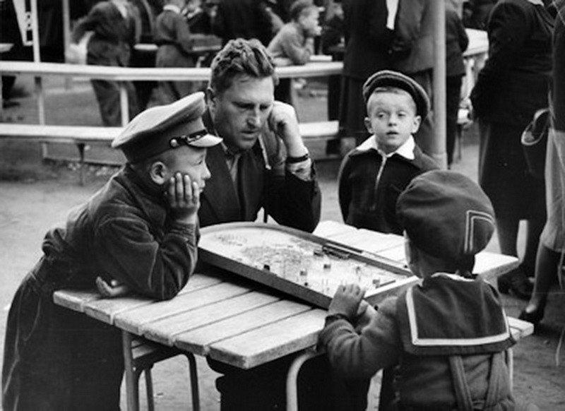 СССР 50-х годов глазами немецкого фотографа
