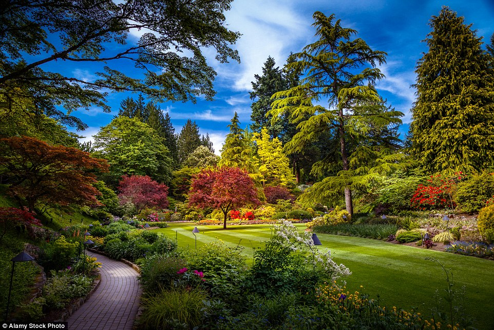 10 прекрасных садов со всего мира