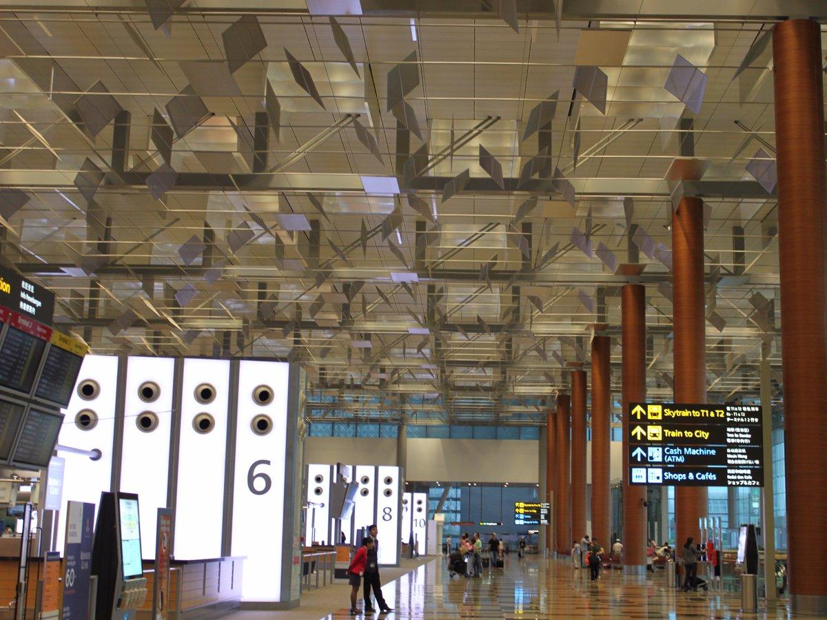 16 самых загруженных аэропортов мира