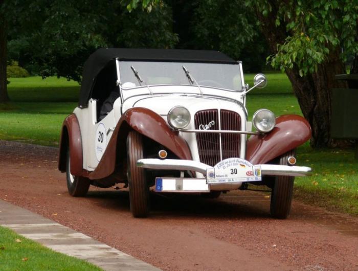Чешские автомобили, о которых вы вероятно не слышали