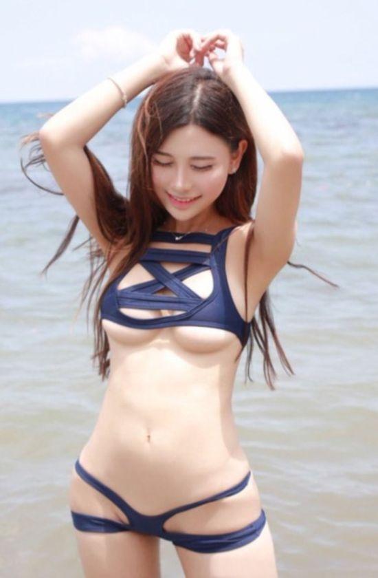 Секс купальники