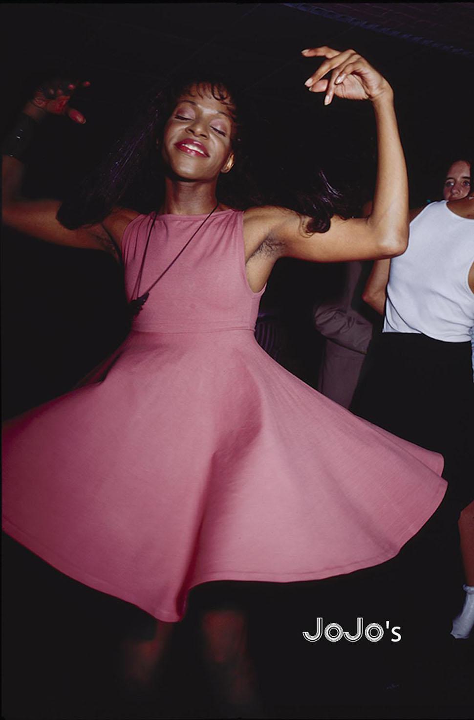 Ночная жизнь британцев в 80-90-х годах от клубного фотографа Адама Фридмана