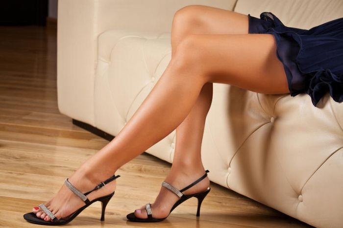 Откуда появилась мода на бритые женские ноги