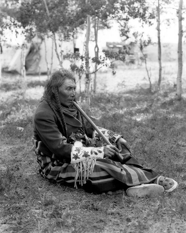 Портреты первых поселенцев Западной Канады, 1910 год