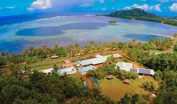 В лотерее житель Австралии выиграл тропический остров