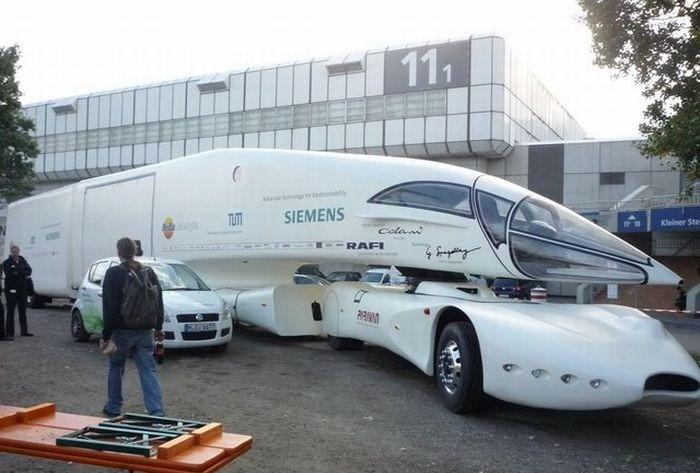 10 сумасшедших автомобилей от великого Луиджи Колани