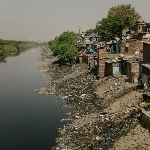 Дели — самый грязный город на планете
