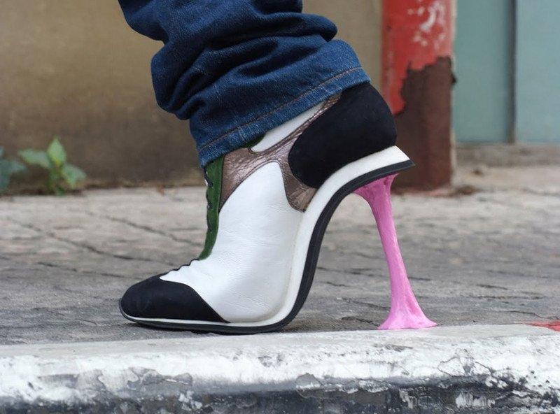 чем смешные картинки с обувью дизайн здесь жил финно-угорский