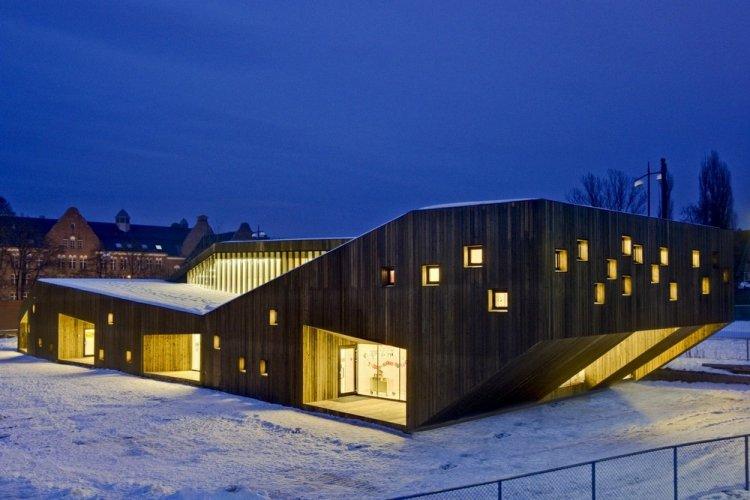 Государственный детский сад в Норвегии