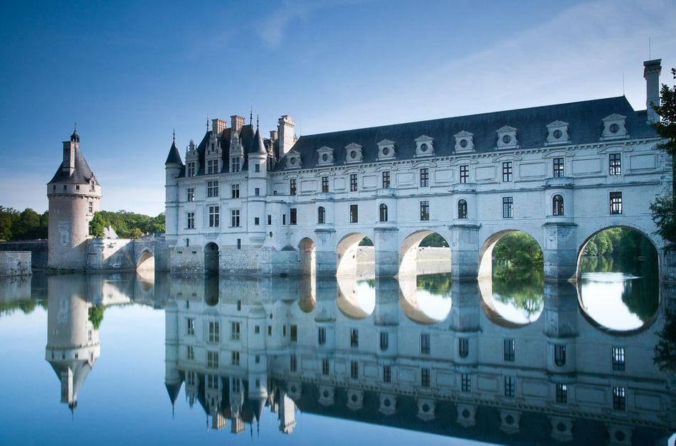 Самые потрясающие замки в мире