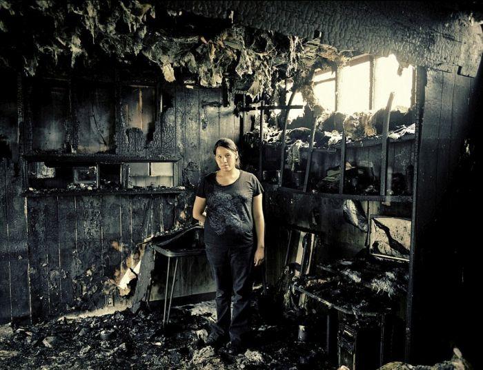 Датский фотограф рассказал о непростой жизни американских бедняков
