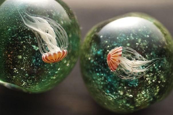 Маленькие миры в бусинах
