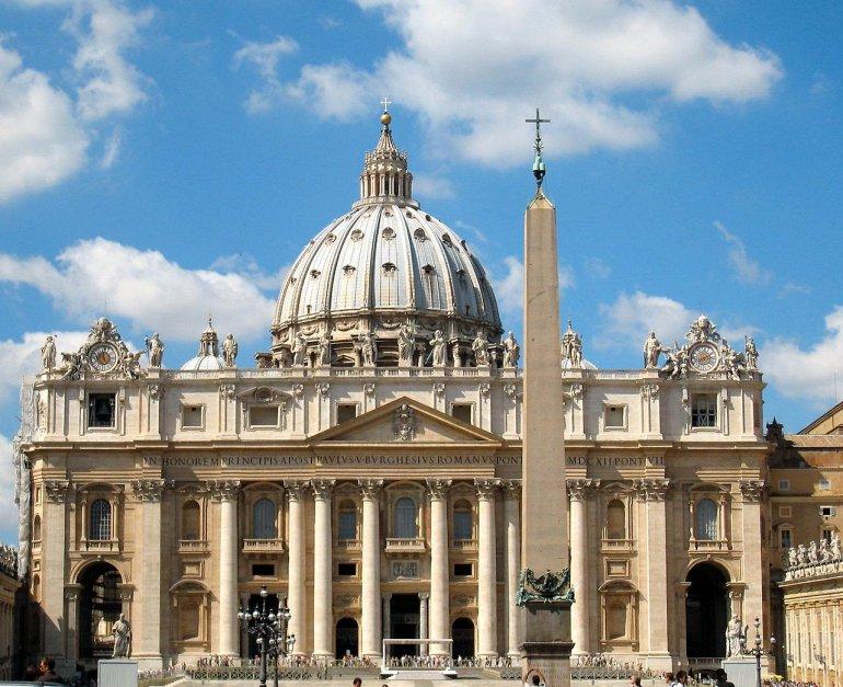 15 выдающихся церквей Рима