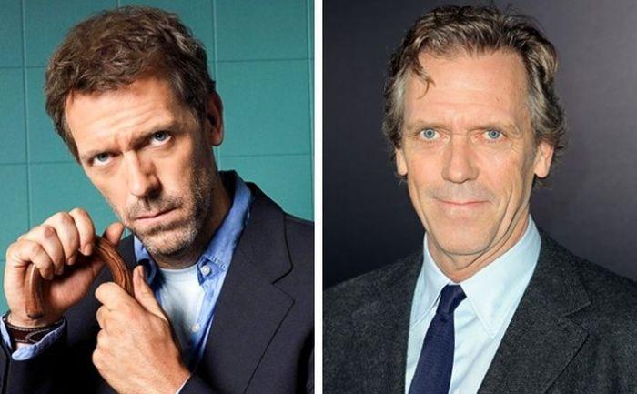 Актеры сериала Доктор Хаус 12 лет спустя