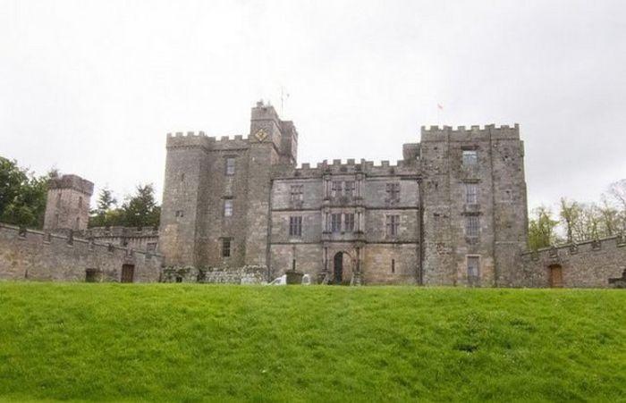 Чиллингем — таинственный средневековый замок Великобритании