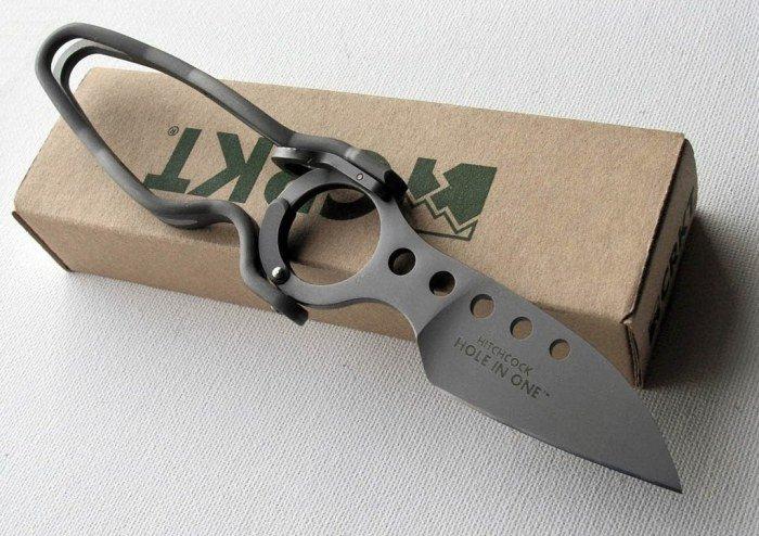 Необычные перочинные ножи