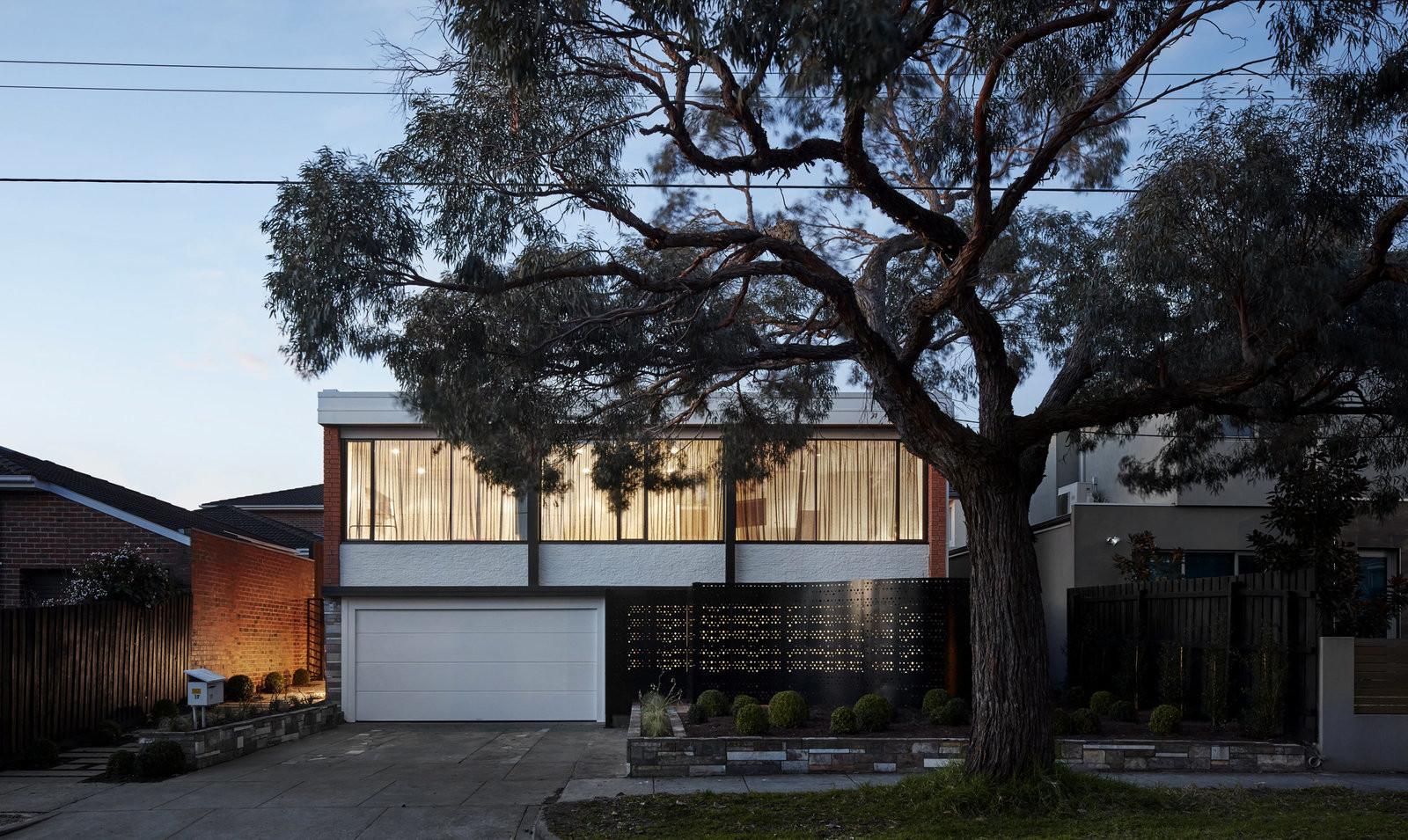 Обновлённый дом в Австралии