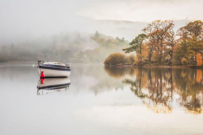 Озерный край в Северо-Западной Англии