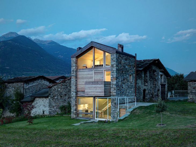 Семейная резиденция в Италии