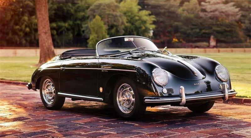 Шикарная Porsche 356A Carrera GS Speedster 1956 года