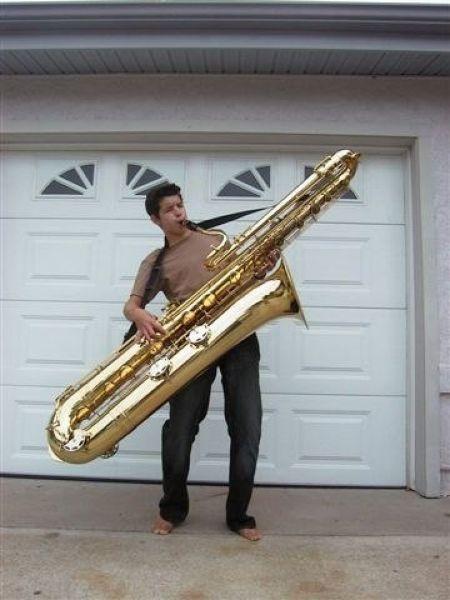 Духовые инструменты, которые звучат так же глупо, как выглядят