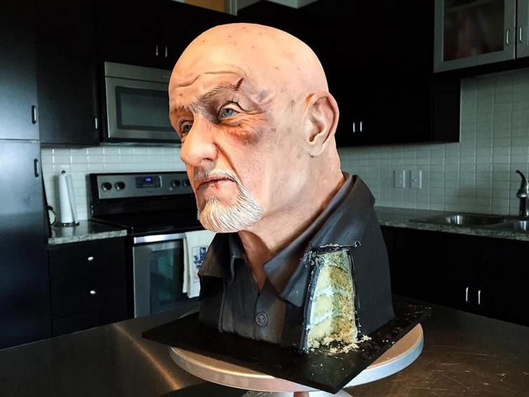 Невероятно реалистичные торты, которые жалко есть