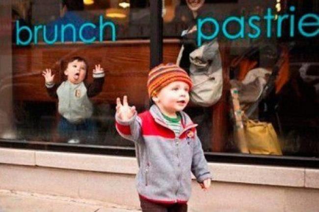 Талантливые дети превратили обычные фотографии в шедевры