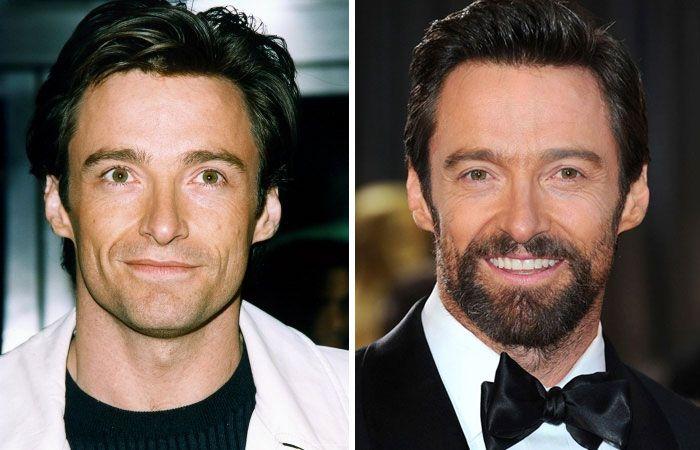 Знаменитые мужчины, которым идет борода