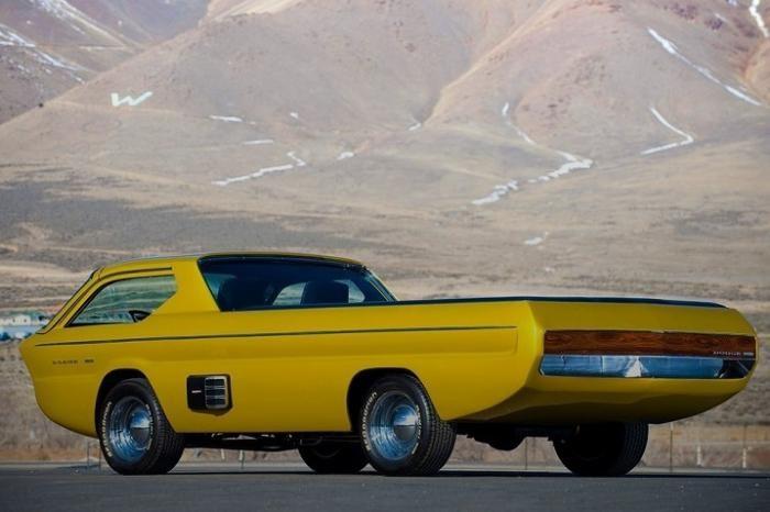 10 самых необычных автомобилей со всего мира