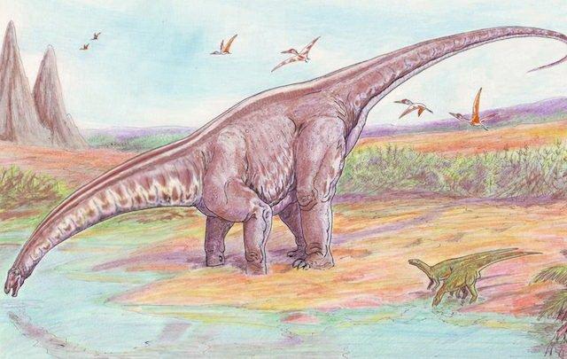 Факты про динозавров, вселяющие ужас
