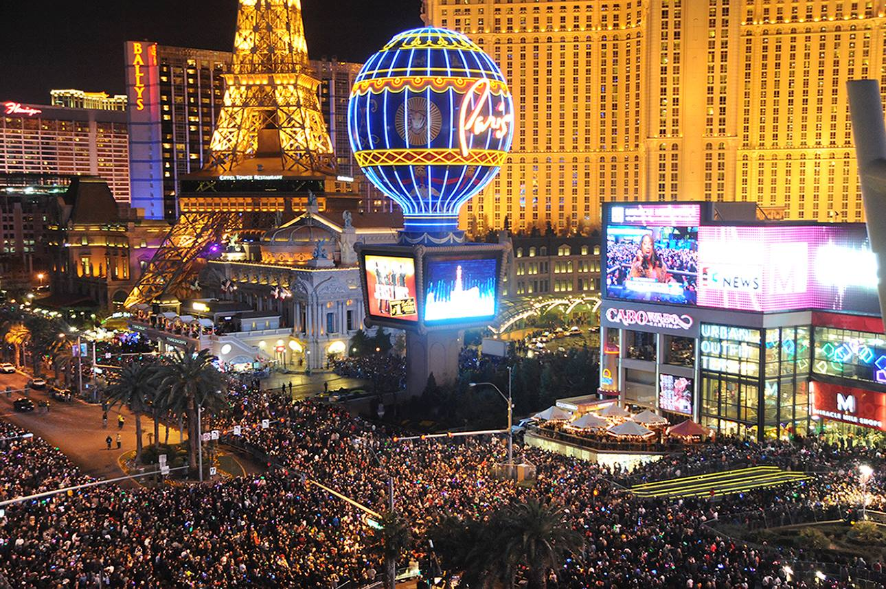 Города для встречи Нового года