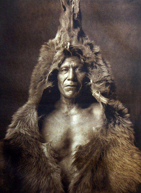 Коллекция старых фотографий индейцев