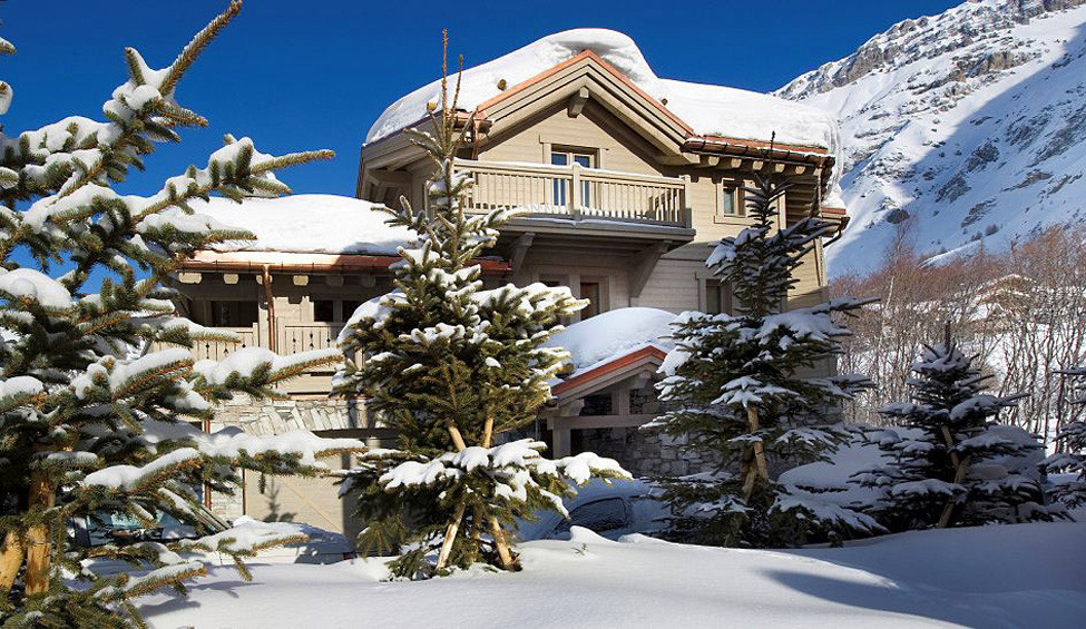 Шале во Французских Альпах