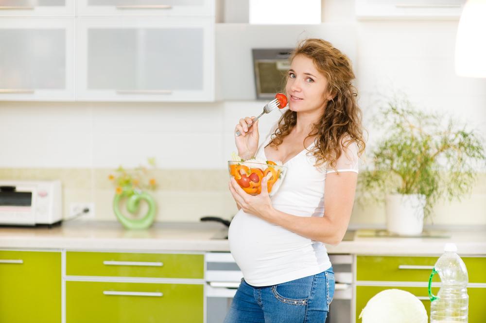 Странная книга рецептов для беременных
