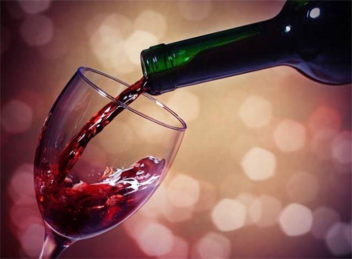 Удивительные снимки алкогольных напитков под микроскопом