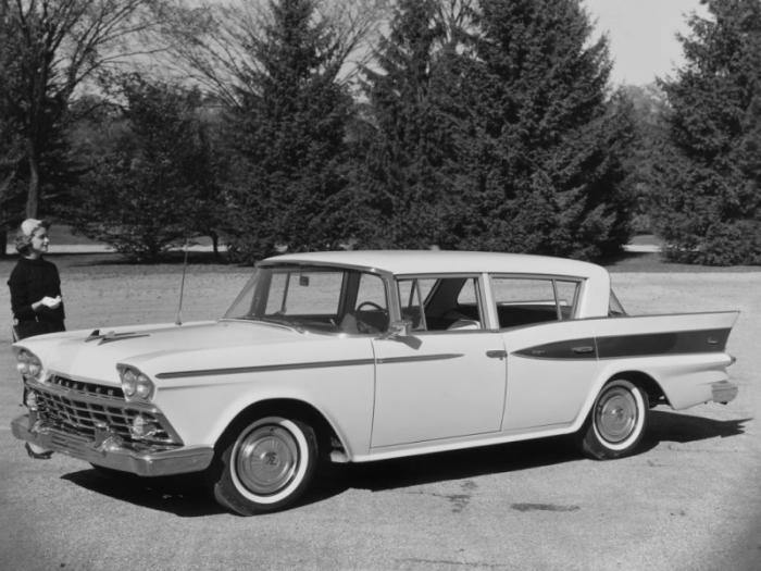 Забытые классические американские автомобили