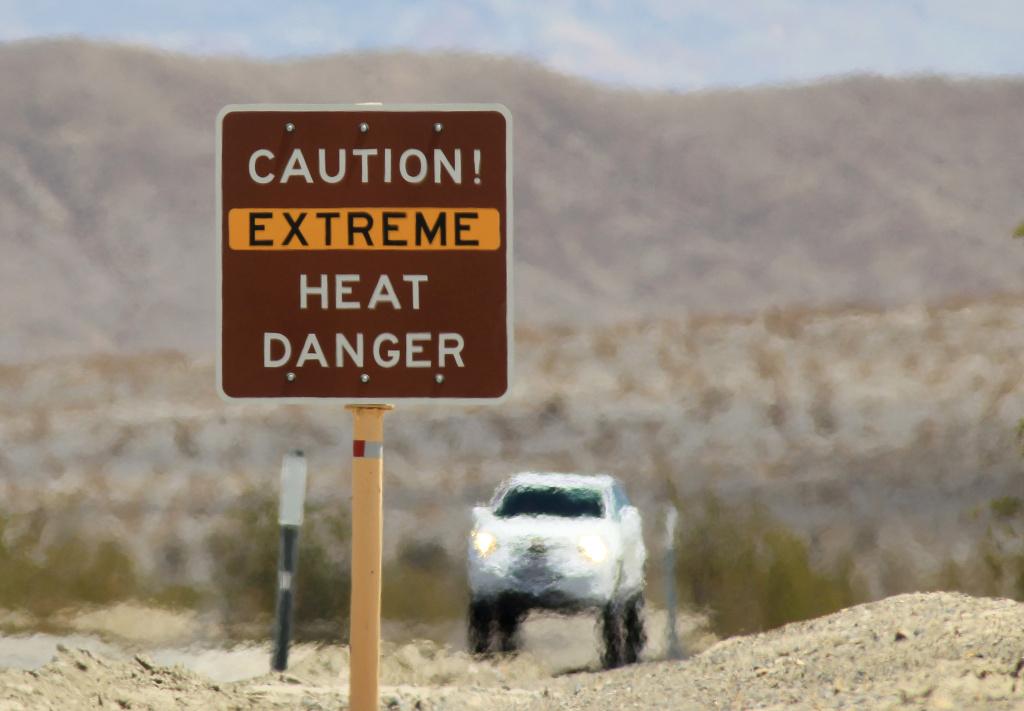 10 фактов о Долине Смерти, о которых вы могли не знать