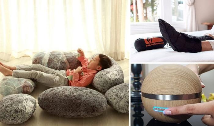 9 устройств, которые помогут отдохнуть после тяжёлого дня