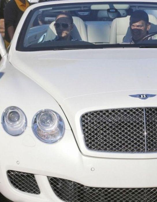 Автомобили знаменитостей