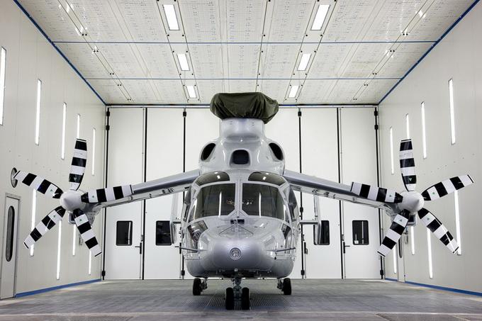 Le X3 — гибрид вертолета и самолета