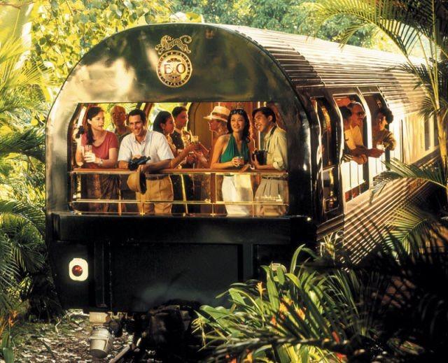 Поезд Восточный экспресс