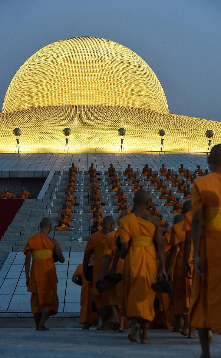 Космический храм Таиланда — Ват Пхра Дхаммакая