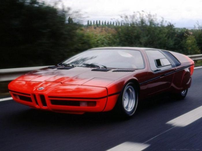 Прародитель всех M — уникальный концепт 1972 BMW Turbo