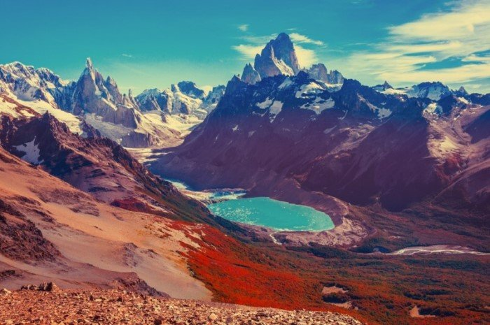 15 восхитительных уголков планеты, где природа чувствует себя в безопасности