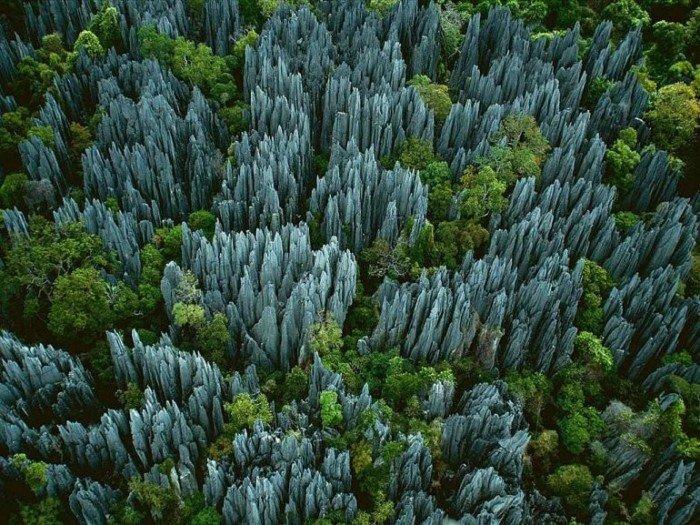 20 фантастических мест нашей планеты