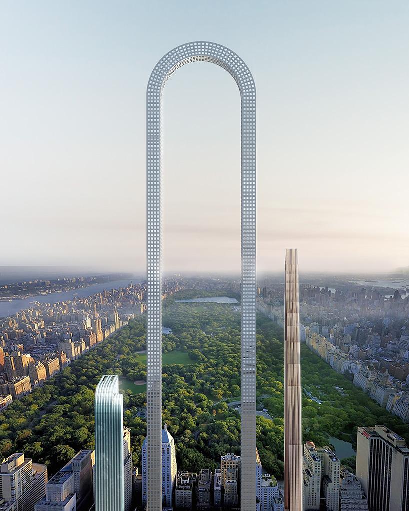 Big Bend — самое длинное здание в мире