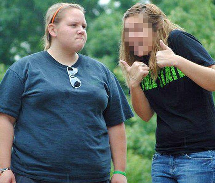 Девушка похудела на 63 кг из-за неразделенной любви